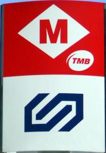 Metro subway Barcelona