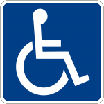 wheelchair handicaped